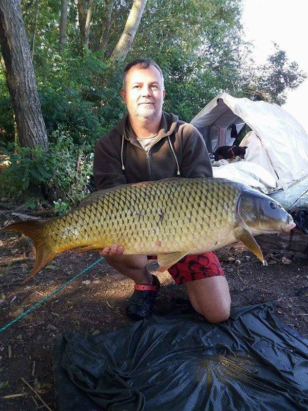 Vissen in Hongarije en het weer.