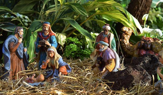 Bouwbeschrijving kerststal