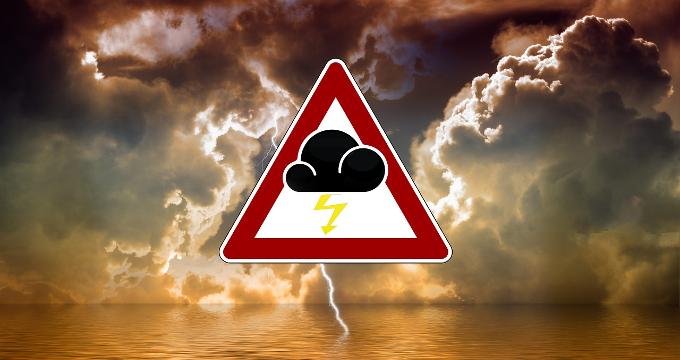 Over het Hongaarse weeralarm.